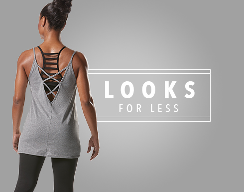 Looks for Less